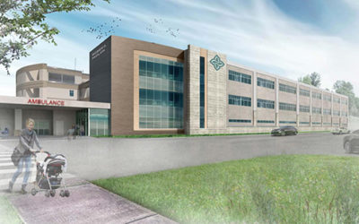Trident Medical Center and Summerville Medical Center Consolidation
