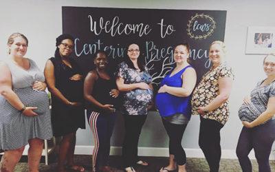 CenteringPregnancy September Group