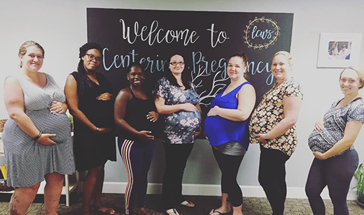 CenteringPregnancy September Group