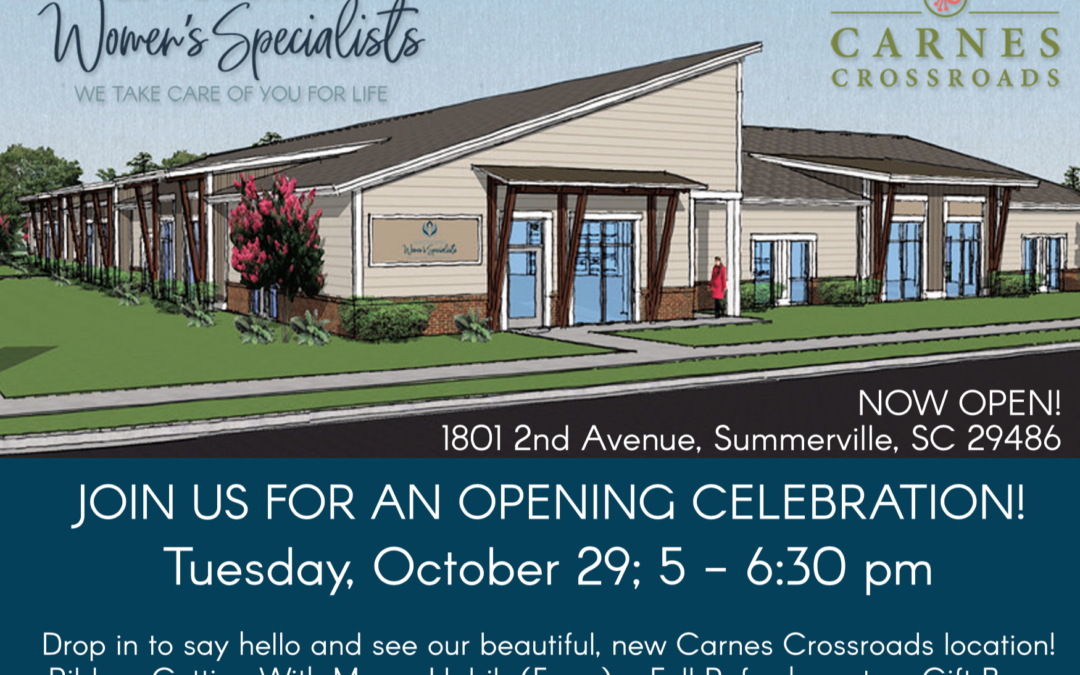 You're Invited: Opening Celebration