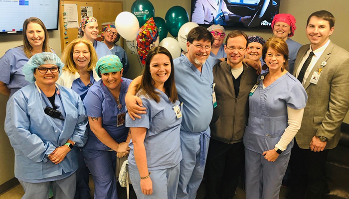 Dr. Givens and Dr. Reeves Perform Milestone Robotic OBGYN Procedures