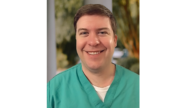 Welcome Dr Miles Reeves